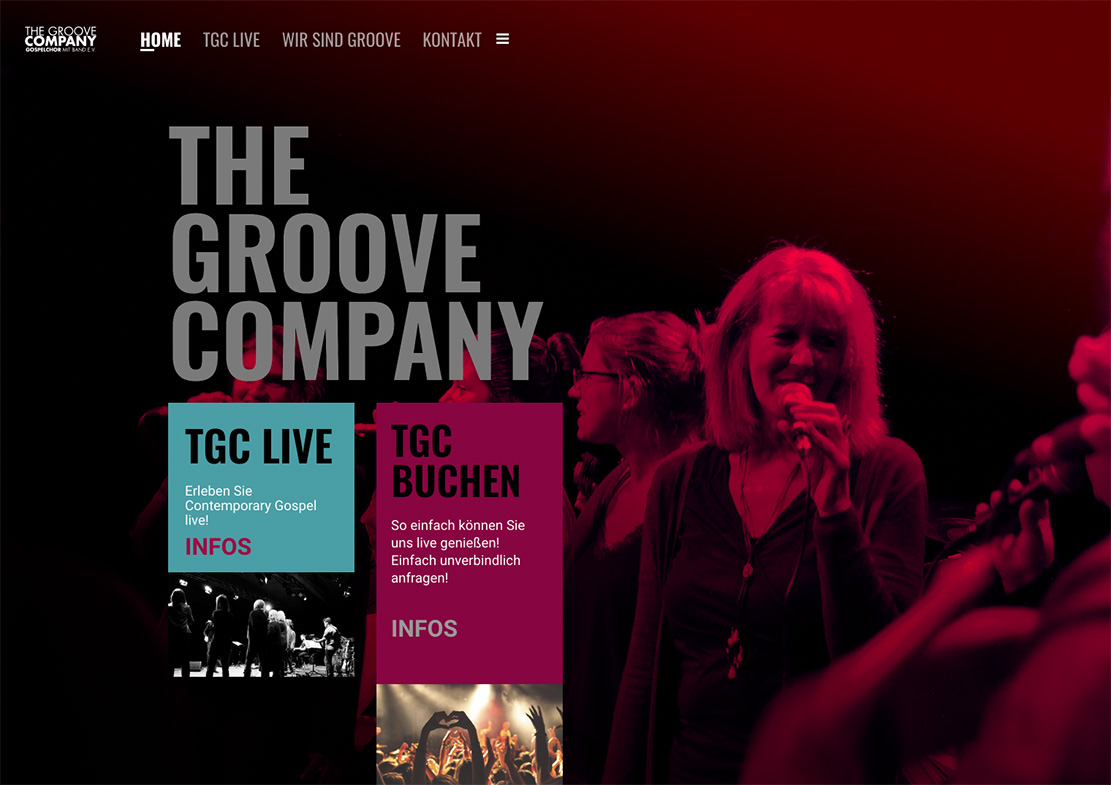 The GrooveCompany